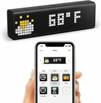 LaMetric Social Media Counter / Time Wi-Fi Clock Black $299.00 + Delivery (Free with Prime) @ Amazon UK via AU