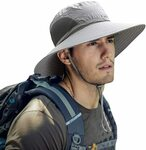 Adult Sun Hat (Unisex) Bucket Hat $14.17 + Delivery ($0 with Prime or $39 Spend) @ Zi Qian via Amazon AU