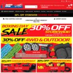 30% off Storewide @ Auto One