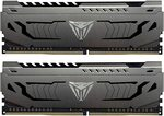 Patriot Viper Steel Series DDR4 16GB (2x8) 4400MHz $137.74, 4000MHz $132.99 (after 5% Coupon in Cart) Delivered @ Amazon AU