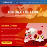 Double Dollars on $50 Loads @ Timezone (+ Kingpin)