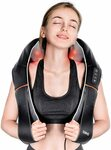 RENPHO Electric Shiatsu Neck and Back Massager with Heat and Vibration $52.49 Delivered @ AC Green via Amazon AU