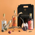 Adelaide Hills 78 Gin Triple Pack $187 ($62.33 Each) + Free Delivery @ Adelaide Hills Distillery