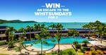 Win a Whitsundays Getaway for 2 (Worth $4,260) from TripADeal