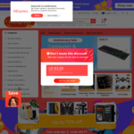 5x Eastern Free AliExpress Coupon US$4 off US$5 Minimum Spend Year 2021 - New Social Media Users