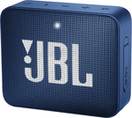 JBL Go 2 Portable Bluetooth Speaker Blue $34 C&C/ in-Store Only @ The Good Guys
