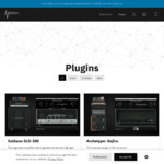 50% off All Plugins from €49.50 (~A$77.24) @ Neural DSP
