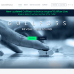 [Win, macOS] Soundtheory Gullfoss AU/VST/VST3/AAX Plug-in A$178.50 @ Soundtheory
