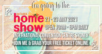 [NSW] Free Tickets to The Sydney Autumn Home Show 10am-6pm, 21-23 May, International Convention Centre Sydney @ LUP