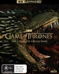 Game of Thrones: The Complete Collection, Season 1-8 (4K UHD) $224.97 Delivered @ Amazon AU