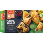 [NSW, ACT, QLD] 50% off Haldiram's Frozen Indian Food Variety (Samosas $5, Stuffed Parathas $3.25) @ Coles (In Selected Stores)