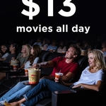[VIC] Hoyts Standard Tickets $13 ($9.75 with Hoyts VIP) All Day Incl. Saturday @ Hoyts Northland