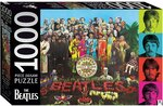 1000 Piece The Beatles Sgt. Pepper's Lonely Hearts Club Band Album Cover Jigsaw Puzzle $6.95 + Delivery @ Smooth Sales