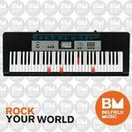[eBay Plus] Casio LK-136 Lighting Keyboard $179.10 Delivered ($161.19 after Casio 10% Cashback) @ Belfield Music eBay