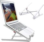Portable Adjustable Laptop Stand $14.39 (Was $25.99) + Shipping ($0 with Prime) @ Weland via Amazon AU