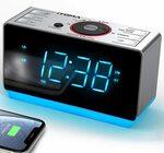 Alarm Clock Radio with Bluetooth, FM Radio, Auto Brightness, iTOMA CKS708 $35.99 + Delivery @ iTOMA Store via Amazon AU