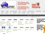 5% off All Ink and Toners at Oztoner.com.au, $10 Shipping for Orders under $100, Free if over