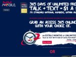 $365 for 15 Months Unlimited Pre-Paid Talk and Text with 5GB/Month - Redbull Mobile