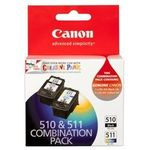 Canon Genuine PG510 CL511 $39.95, Free Delivery for 2 Lots or Pick up in Store