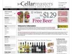 12 bottles of wine + choice of a case of 24 x Corona/Crown Lager - $79 + delivery @ Cellarmaster