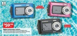 10MP Maginon Digital Underwater Camera $60, Ski Tube $70, Rechargeable Air Pump $15 @ Aldi (Nov 10th)