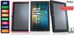 "ALDI Onix 7"" 16GB Android Tablet $99.95"