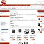 HP MicroServer Sale - N40L (250GB Model) $209, N54L $279 + Bundle Deals @ ShoppingEXPRESS