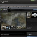 ARMA II: Combined Operations $8.49 @ Steam