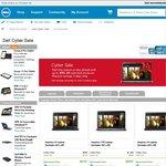 Dell Cyber Sale Some Monitors 20%-30% off, Inspiron 17R i7-4500U, 8870M, 8GB RAM for $839
