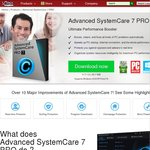 Advanced SystemCare 7 PRO for Free