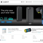 Logitech Online Australia 30% off The Whole Store - Use Coupon Code: AUTUMNSALE - Today Only