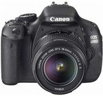Canon EOS 600D Camera with 18-55mm Lens - $548 @ Harvey Norman