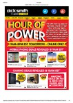 Hour of Power @ Dick Smith Wednesday 11th June
