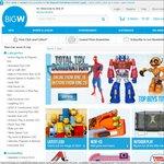 BIG W MASSIVE Toy Domination Sale (Wii U Skylanders Bundle $198!) Starts Online 18/6 7pm & In Store 26/6