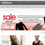 40% off Full Priced Thermal Underwear and More at Baselayers.com.au