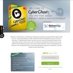CyberGhost 5 VPN Special Edition 12 Months FREE - Quick Only 5500 Keys