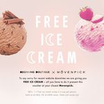 FREE & No Catches: One Movenpick Ice-Cream in a Cup (QLD, NSW, VIC)