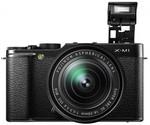 Fujifilm X-M1 + XC 16-50mm Lens $499.95, Fujifilm XC 27mm F2.8 Lens $249 + $9.95 Shipping at Ted's