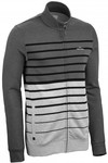 Kathmandu - Cerca Men's Lightweight Striped Fleece Jacket-Granite Stripe for $25 + Shipping (Was $49.98)