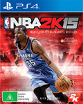 BIG W - NBA 2K15 PS4 $44 (Pick up) $46 (Delivered)