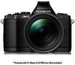 $444 - Olympus OM-D E-M5 - Body Only @ Digital Camera Warehouse