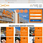 40% off Ace Airport Parking
