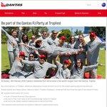 FREE Qantas Pyjamas for Those Attending Tropfest - Feb 2016 [SYD]