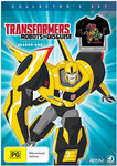 Transformers DVD Pack $16, Lego Marvel Super Heroes 3DS $15, Ben 10 DVD Set $20 + More @ Target