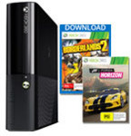 Xbox 360 250GB Console + 2 Games: $149 Plus Postage @ EB Games