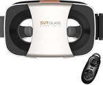 "SVR Virtual Reality Headset and Controller for 4.7- 6"" Smartphones - $84 Delivered @ OKVR"