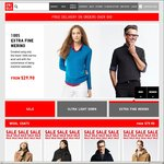 UNIQLO - $10 off Coupon ($50 Minimum Spend) - New Customers Only, Online Only