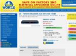 LG HR598D Twin HD Recorder / Blu-Ray Disc Combo $659 + Bonus 250GB External HDD - 2nds World
