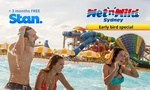 21 Day Unlimited Pass $79 (Save $20) or Season Pass $90 (Save $10) to Sydney's WET'N'WILD Via Groupon