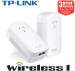 TP-Link AV1200 $109.65/Bonus, TL-PA9020P KIT AV2000 2-Port Gigabit Passthrough Powerline Starter Kit $143.65 at Wireless1 eBay